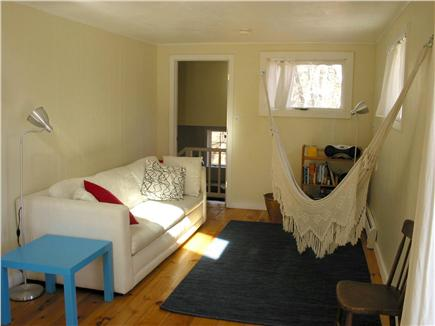Wellfleet Cape Cod vacation rental - TV area