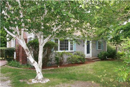 Chatham Cape Cod vacation rental - Front view of charming Chatham home