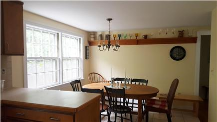 Chatham Cape Cod vacation rental - Kitchen Dining Area