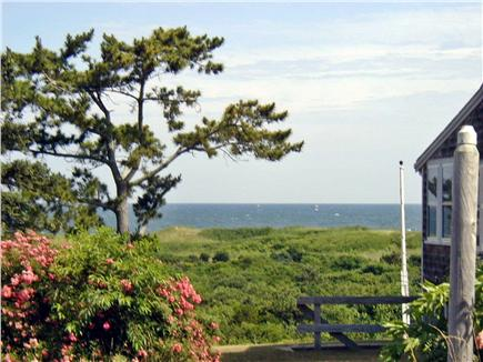 East Dennis Cape Cod vacation rental - View from the Front Lawn