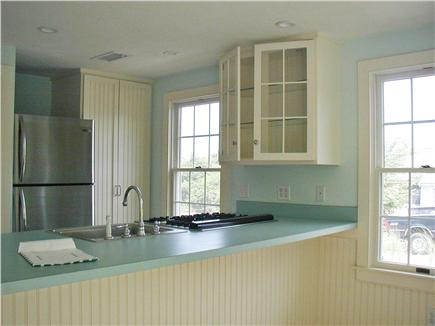 East Dennis Cape Cod vacation rental - Tastefully decorated kitchen