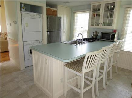 East Dennis Cape Cod vacation rental - Breakfast Bar - Laundry - Stainless Kitchen