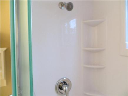 Orleans Cape Cod vacation rental - New enlarged shower