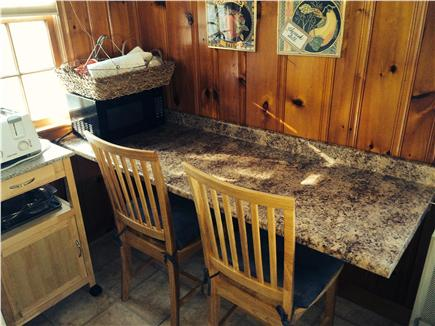 Dennisport Cape Cod vacation rental - For when you want to dine in, or enjoy the picnic table.