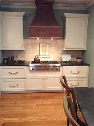 West Yarmouth Cape Cod vacation rental - Kitchen range