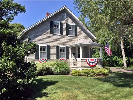 Yarmouthport Cape Cod vacation rental - Scenic Route 6A Yarmouthport