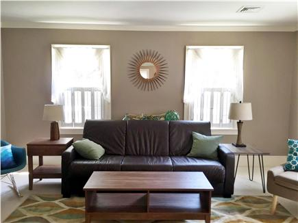 Yarmouthport Cape Cod vacation rental - Living room
