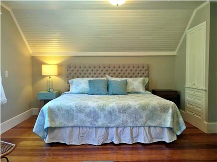 Yarmouth Port Cape Cod vacation rental - King sized bedroom