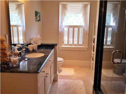 Yarmouth Port Cape Cod vacation rental - 2nd floor bathroom