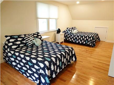 Eastham Cape Cod vacation rental - Second floor bedroom with two full size beds