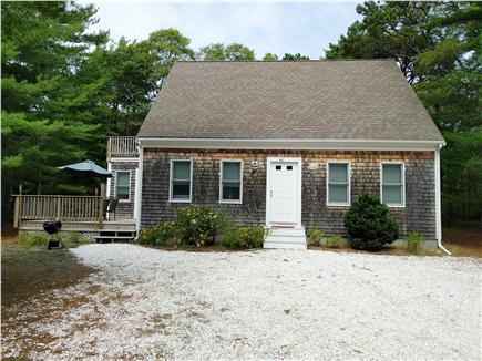 Eastham Cape Cod vacation rental - Home entrance