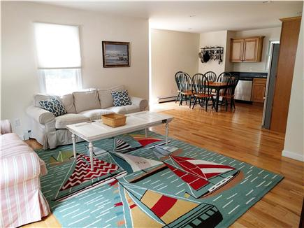Eastham Cape Cod vacation rental - Open concept living room