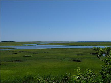 Eastham Cape Cod vacation rental - Take a hike at nearby Fort Hill for panoramic views