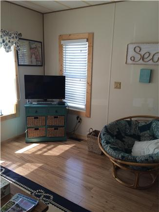 Wellfleet Cape Cod vacation rental - Another view of living room