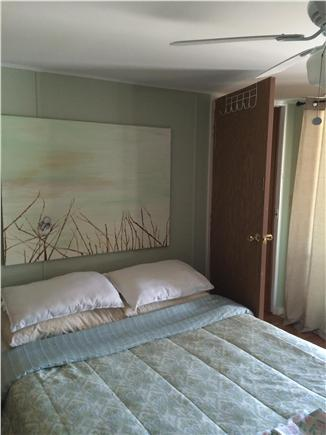 Wellfleet Cape Cod vacation rental - Bedroom with sliders out to deck