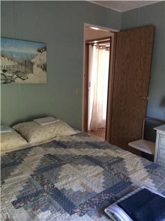 Wellfleet Cape Cod vacation rental - Second bedroom with queen size bed