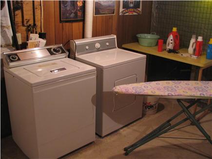 South Yarmouth Cape Cod vacation rental - Washer & dryer
