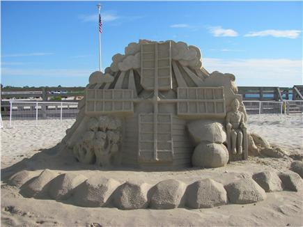 South Yarmouth Cape Cod vacation rental - Sandcastle at Bass River Beach