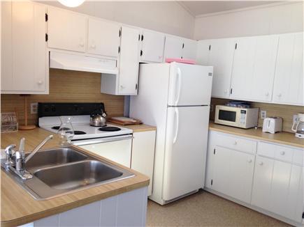 East Brewster Cape Cod vacation rental - Kitchen