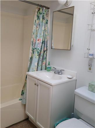 East Brewster Cape Cod vacation rental - Full bath with shower