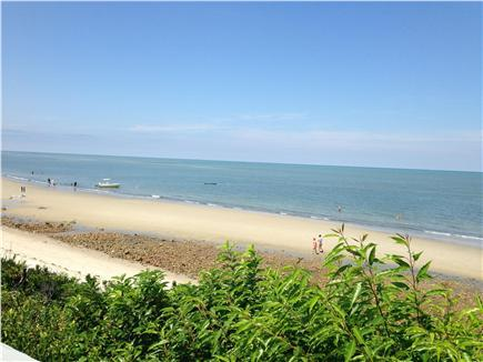 East Brewster Cape Cod vacation rental - View of the sandy beach