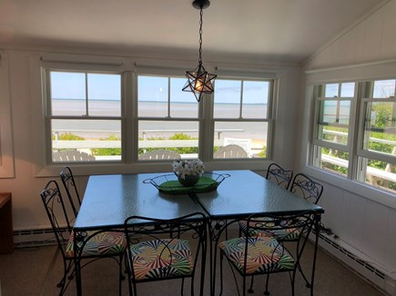East Brewster Cape Cod vacation rental - Dining area