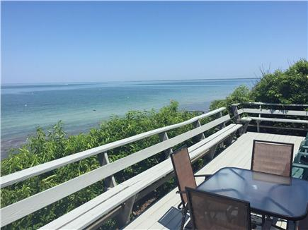 East Brewster Cape Cod vacation rental - Beautiful views over the Bay