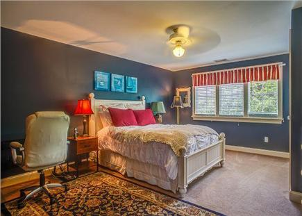 Barnstable Cape Cod vacation rental - Find a queen-size bed and lovely ocean views in the 3rd bedroom.