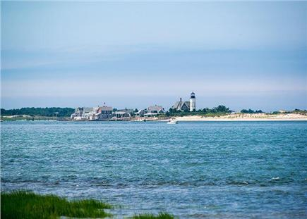 Barnstable Cape Cod vacation rental - Views of Sandy Neck and the Lighthouse.