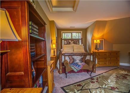 Barnstable Cape Cod vacation rental - A whimsical Western-style double-bed awaits in the 4th bedroom!