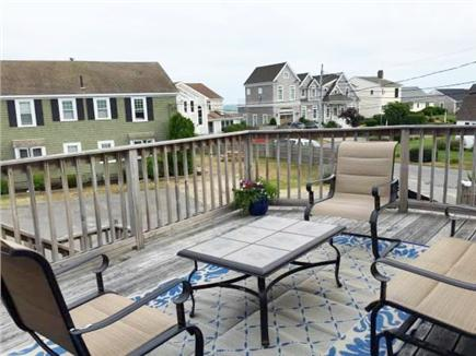 Yarmouth Cape Cod vacation rental - Outside Deck, With Views of Ocean