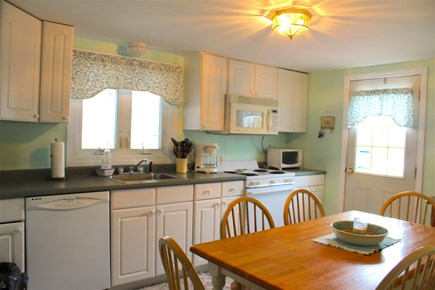 Yarmouth Cape Cod vacation rental - Fully Applianced kitchen
