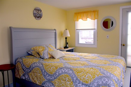 Yarmouth Cape Cod vacation rental - Master Bedroom Queen Bed