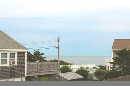 Yarmouth Cape Cod vacation rental - View From Deck, Master Bedroom