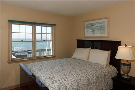 East Falmouth Cape Cod vacation rental - Sixth bedroom off the deck.