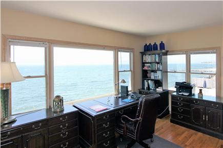 East Falmouth Cape Cod vacation rental - Glorious ocean views.