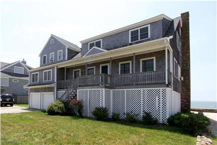East Falmouth Cape Cod vacation rental - Our spacious house accommodates 12 guests.