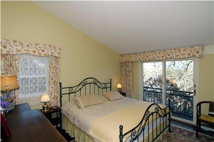 Chatham Cape Cod vacation rental - King-sized bed in the master bedroom.