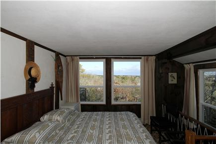 Chatham Cape Cod vacation rental - 2nd bedroom, with a queen-sized bed and gorgeous views.