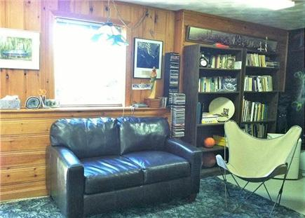 Chatham Cape Cod vacation rental - Grab a book or a board game and enjoy some at-home relaxation