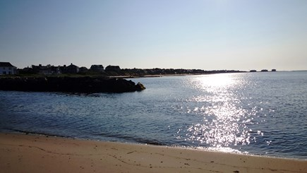 Harwichport Cape Cod vacation rental - Beautiful Brooks Road beach is just a 1/2 mile away