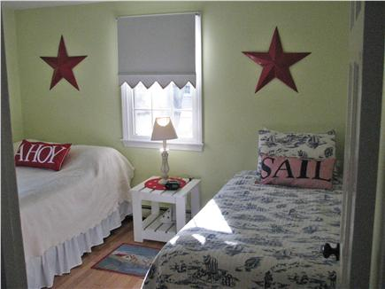 Harwichport Cape Cod vacation rental - First floor bedroom - full and twin bed