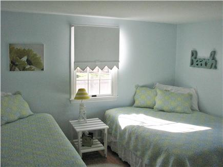 Harwichport Cape Cod vacation rental - First floor bedroom - queen and twin bed