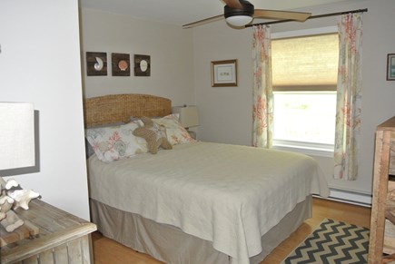 New Seabury, Popponesset New Seabury vacation rental - Master Bedroom w/ Queen Bed and En Suite Bath