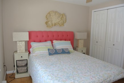 New Seabury, Popponesset New Seabury vacation rental - Bedroom #2 w/ Queen Bed