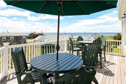 Falmouth Cape Cod vacation rental - Upper deck
