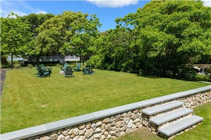 Falmouth Cape Cod vacation rental - Yard