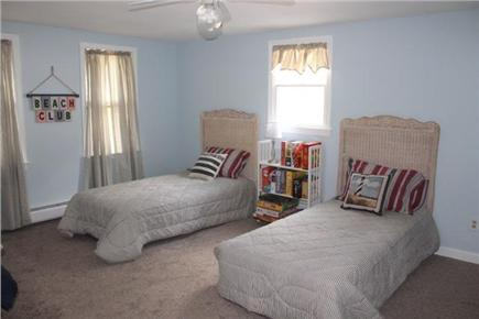 Eastham Cape Cod vacation rental - Second floor bedroom with twins and futon
