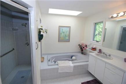 Barnstable Cape Cod vacation rental - Master Bath