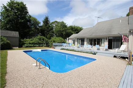 Barnstable Cape Cod vacation rental - In-Ground Pool
